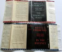 1948-1961 Post War Speeches by Winston S. Churchill 4 Volumes, 1st Editions with Dust Jackets (5 of 5)