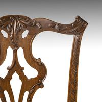 Attractive Late 18th Century Mahogany Single Chair (4 of 5)
