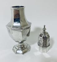 Large Antique Solid Sterling Silver Caster (9 of 12)