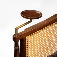 Regency Mahogany Bergère chair (3 of 8)