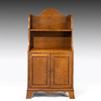 Small Regency Period Two Door Cupboard (5 of 7)