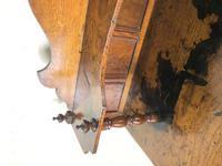 Antique Arts & Crafts Oak Sideboard Cupboard (8 of 11)