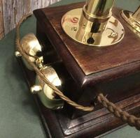 Desk Candlestick Telephone Table Lamp (2 of 8)