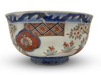 Meiji Period Imari Bowl (4 of 6)