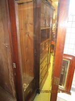 Late Victorian Compactum Triple Wardrobe (6 of 6)