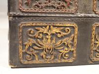 Attractive Early 20th Century Oriental Travelling Case (4 of 4)