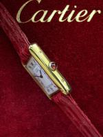 Cartier  Tank Unisex  Wristwatch (2 of 4)