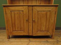 Antique Rustic Pine Country Kitchen Dresser (4 of 15)