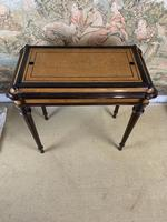 Superb 19th Century Mixed Timber Jardiniere (2 of 6)