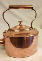 Antique Victorian Copper Kettle (5 of 6)