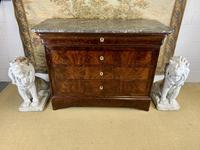 19th Century Marble Top Commode (6 of 8)