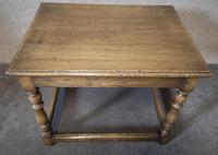 Ipswich Oak Rectangular Shaped Coffee Table (3 of 9)