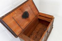 18th Century Painted Trunk on Stand (13 of 13)