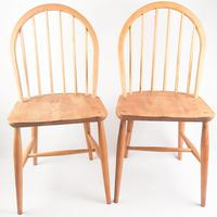 Set of Four Ercol Windsor Chairs (3 of 8)