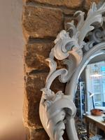 Large French Rococo Mirror (4 of 4)