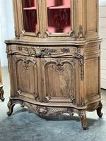 Exceptional Rare Pair of French Bookcases or Cabinets (30 of 37)