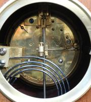 French Mahogany Inlaid Mantel Clock - 1900 (7 of 7)