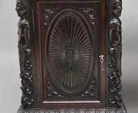 19th Century Chinese Hongmu Pedestal Desk (12 of 19)