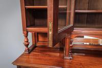 Gillow & Co Library Walnut Bookcase (2 of 15)