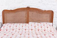 King Size Louis XV Style Caned Bed (7 of 9)