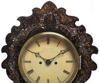 Antique English 8 Day Twin Fusee Bracket clock 8-Day Striking Double Fusee Mantel Clock by H J Wallis (2 of 5)