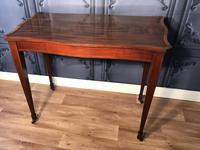Edwardian Inlaid Mahogany Occasional Table (4 of 13)
