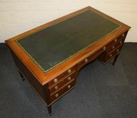 Lovely Antique Mahogany Desk (9 of 9)