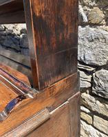 Antique Georgian Oak Potboard Dresser (27 of 28)