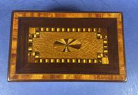 Victorian Rosewood Box With Inlay (17 of 17)