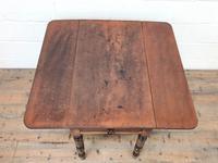 Victorian Mahogany Pembroke Table (2 of 11)