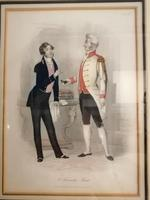 Set of Four Fine Prints by Joseph Couts - The Tailors Cutting Room (7 of 15)