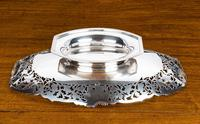 A Quite Exceptional Silver Dish on a Footed Rim (6 of 6)