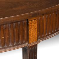 Fine Regency Period Demi-lune Pier Table (4 of 5)