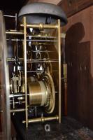 James Muirhead Glasgow Regulator Longcase Grandfather Clock (6 of 8)