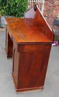 1900's Large Mahogany Dog Kennel Sideboard with Back (3 of 4)