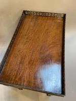 Chippendale Revival Side Table (8 of 9)