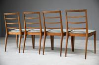 4 McIntosh Retro Dining Chairs (4 of 11)