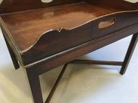 George III  Butlers Tray Table (3 of 10)