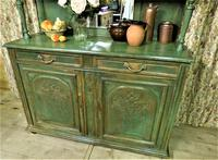 Carved Oak French Buffet (2 of 14)