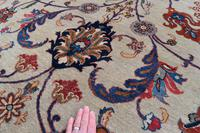 Old Tabriz Roomsize Carpet 355x278cm (6 of 13)