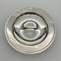 20th Century Modern Large Sterling Silver Armada Dish London 1994 Mappin & Webb (3 of 7)