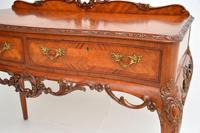 Antique French Style Walnut Server Table (3 of 11)