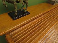 Antique Golden Oak Roll Top Writing Desk, Scandanavian A B Bobin & Mobelfabriken (11 of 15)
