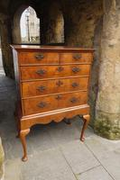 George II Walnut Chest on Stand (12 of 12)