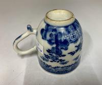 Antique Oriental Chinese Porcelain Tea Cup c.1790 (8 of 8)