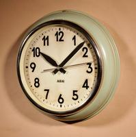 AEG / Peter Behrens Industrial Wall Clock (3 of 7)