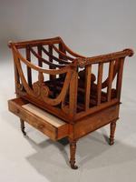 Most Elegant Regency Period Rosewood Canterbury (3 of 5)