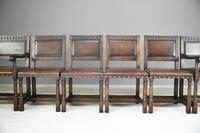 Set of 6 Cromwellian Dining Chairs (4 of 12)