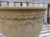 Terracotta Decorative Planter Mid 20th C (3 of 10)