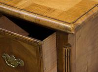 Late 18th Century Walnut Lowboy on Carved Cabriole Legs (9 of 9)